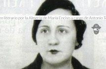 Paseo literario por la Almería de María Enciso