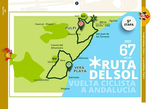 """Vuelta Andalucía 2021 """"Ruta del Sol"""""""
