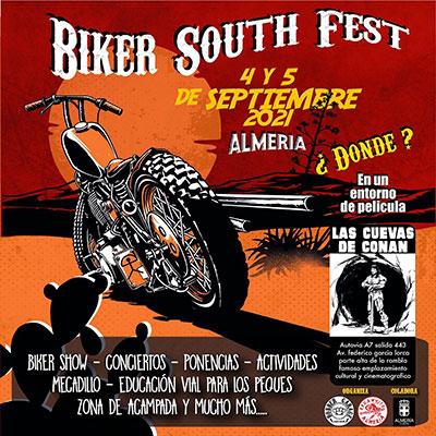 Biker South Fest en Almería