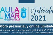 Aula del Mar - Programación 2021