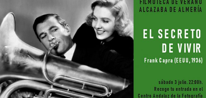 FILMOTECA DE VERANO 2021- Alcazaba de Almería