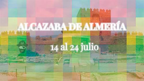Festival ANFITRIÓN 2021 Alcazaba de Almería