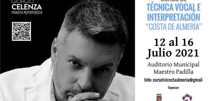 "III Curso de Técnica Vocal e Interpretación ""Costa de Almería"""