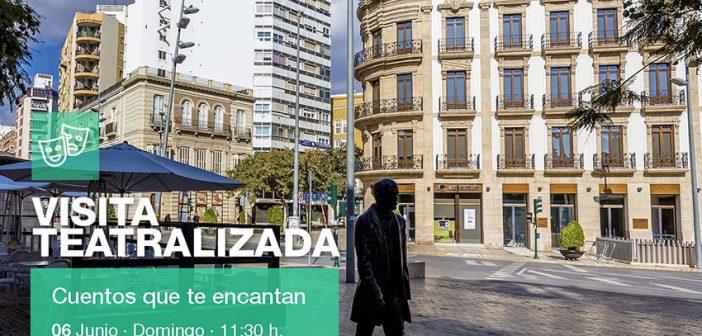 Visita teatralizada por Almería