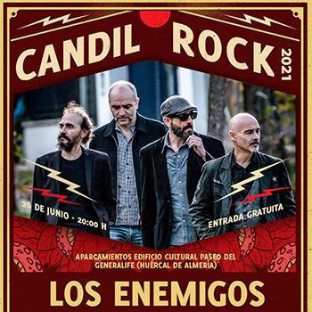 Los Enemigos Candil Rock 2021
