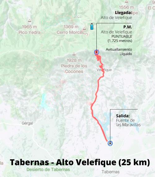 I MARCHA CICLODEPORTIVA 'LA IMPENSABLE' – 25 km