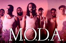 The Juergas Live Adra 2021 LA M.O.D.A