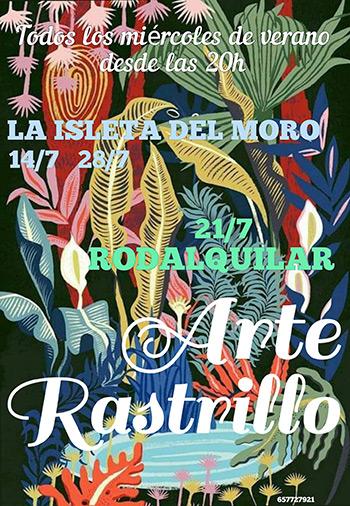 ARTE RASTRILLO Isleta del Moro
