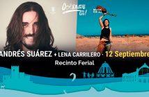 Andrés Suárez + Lena Carrilero - Cooltural Go!