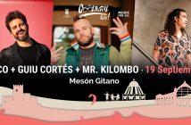 Arco, Guiu Cortés y Mr. Kilombo – Cooltural Go!