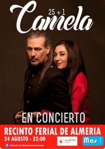 CAMELA en Almería
