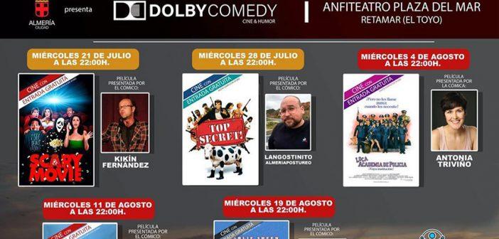 Dolby Comedy