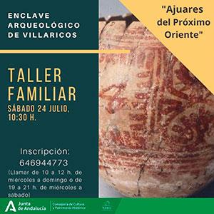 Taller Enclave Arqueológico de Villaricos
