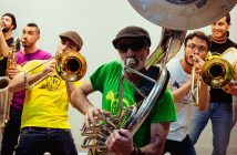 Gata Brass Band. Beatbox & Brass