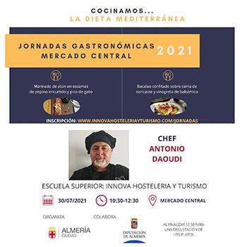 IV Jornada Gastronómica en el Mercado Central