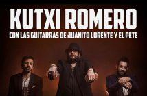 Kutxi Romeró en Almería