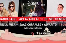 Ladilla Rusa + Isaac Corrales + Alvarito - Cooltural Go!