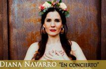 Diana Navarro RINCONES DE MÚSICA Y PALABRA, ORIA 2021