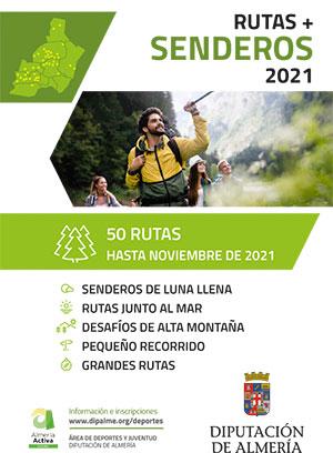 Rutas + Senderos 2021 - Diputación de Almería