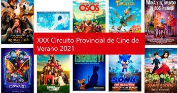 XXX Circuito Provincial de Cine de Verano 2021