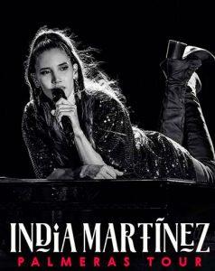 India Martínez en Almería