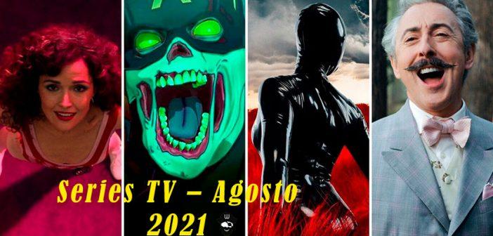 Las mejores series TV – Agosto 2021