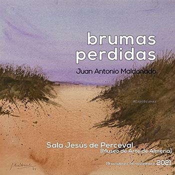 Brumas Perdidas exposición en Almería