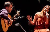 Carmen Muyor y Quique Peña