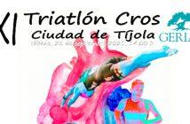 """XI TRIATLON CROS """"CIUDAD DE TIJOLA"""" - GERIAL"""