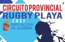 Circuito Provincial de Rugby Playa Almería
