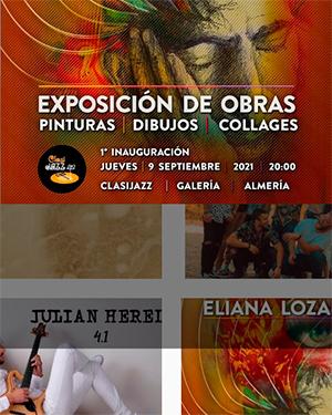ELIANA LOZANO EXPOSICIÓN DE PINTURA