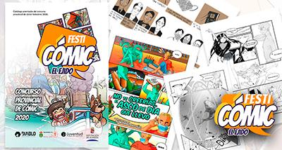 FANZINE CONCURSO Festicómic El Ejido 2021