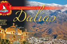 Fiestas patronales Dalías en honor al Cristo de la Luz