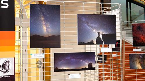 Iko Margalef exposicion fotografías universo