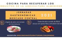 Jornadas Gastronómicas en el Mercado Central
