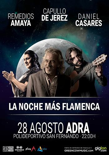 La Noche más Flamenca en Adra