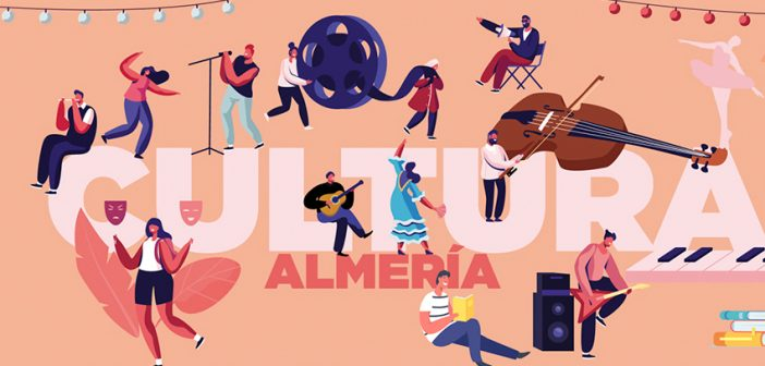 Programación Cultural Ayuntamiento de Almería - Agosto 2021