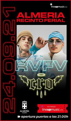 RVFV + CRO en Almería