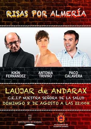Risas por Almería Laujar de Andarax