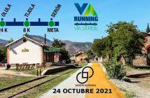 I Running Via Verde