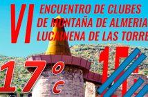 VI Encuentro Provincial de Clubes de Montañismo de Almería