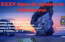 XXXV Open de Ajedrez de Carboneras