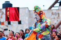 Street Art 44º Festival de Teatro de El Ejido