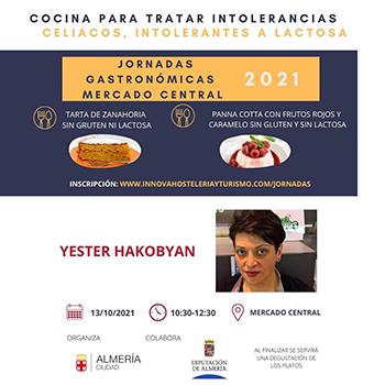 Chef Yester Hakobyan