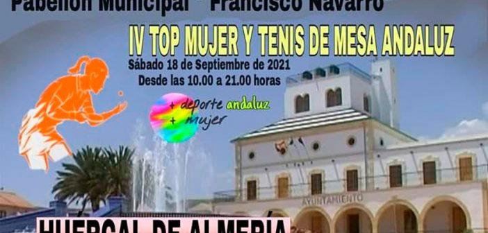 Campeonato Andaluz de Femenino de Tenis de Mesa