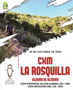 CxM DE LA ROSQUILLA 2021