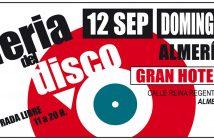 Feria del Disco Almería
