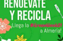 GreenWeek21 llega a Almería