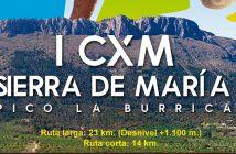 I CxM SIERRA DE MARIA ''PICO LA BURRICA''