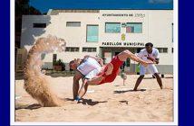 I Torneo de Lucha playa de Tíjola